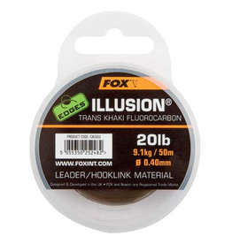 Fox Edges Fox Edges Illusion Leader/Hooklink