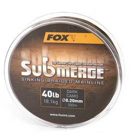 Fox Fox Submerge Sinking Braid