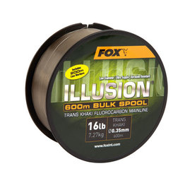 Fox Edges Fox Edges Illusion Fluorocarbon Mainline 600m