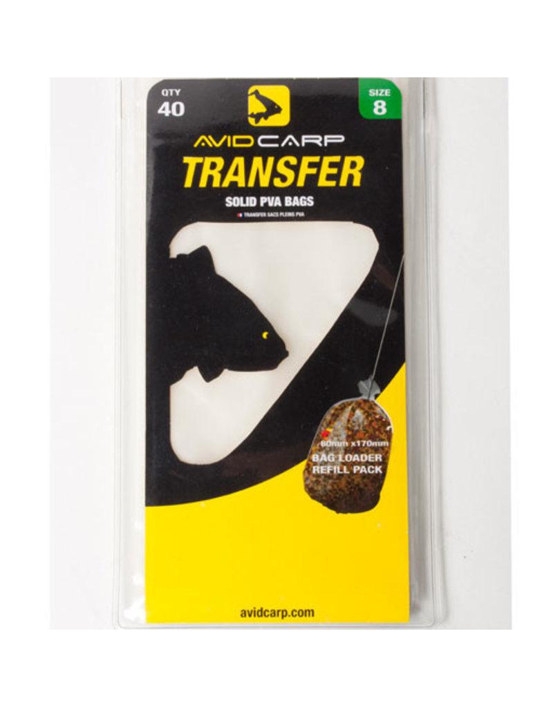 Avid Carp Avid Carp Transfer Solid PVA Bags