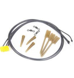 Avid Carp Avid Carp Thread & Go! Tungsten  In-Line Tube Gripper Kit