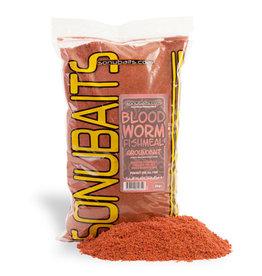 Sonubaits Sonubaits Bloodworm Groundbait 2kg