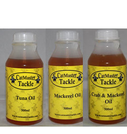 CatMaster Tackle CatMaster Oil 500ml