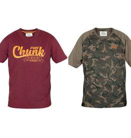 Fox Fox Chunk T-Shirt
