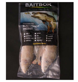Kent Tackle Baitbox Pike Baits Perch 6-7""