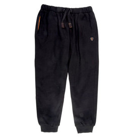 Fox Fox Heavy Lined Black/Orange Joggers