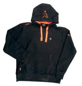 Fox Fox Black/Orange Hoody