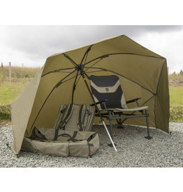 "Korum Korum 50"" Graphite Brolly Shelter"