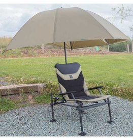"Korum Korum 50"" Graphite Brolly"