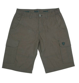 Fox Fox Green & Black Lightweight Cargo Shorts