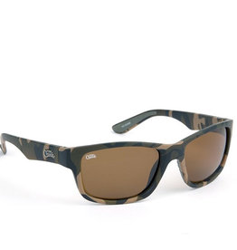 Fox Fox Chunk Camo Sunglasses Brown Lense