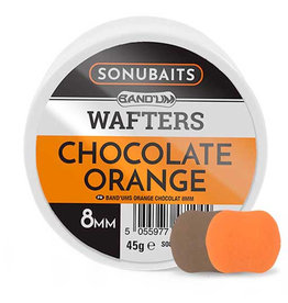 Sonubaits Sonubaits Band'ums Wafter 8mm Chocolate Orange