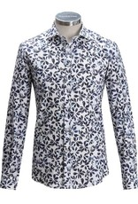 Florentino Slim fit Flower Shirt