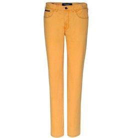 Yellow cotton Summer Jean