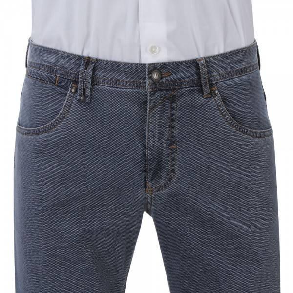 Florentino Slim fit Blue Cotton Jean