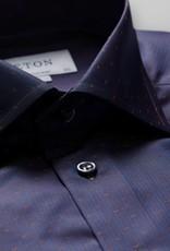 Eton Satin Textured Herringbone Twill