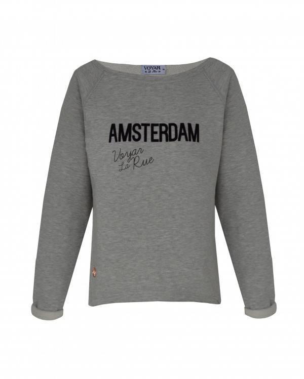 Voyar La Rue Voyar Sw Amsterdam Grey