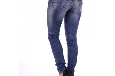 Pascucci B-body blue jeans
