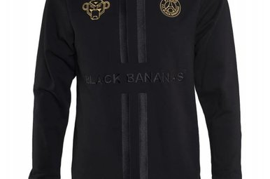 Black Bananas Luxury F.C. Crewneck