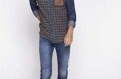 Dioptasio jeansshirt