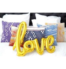KUIF, Love Balloon Large, Gold