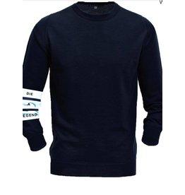 Distinct Distinct Cotton, Die a legend captain sweat, Navy