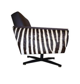 Zebra Sessel Lounge