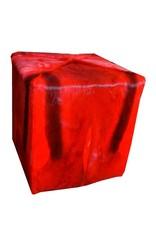 Springbock Hocker RED CUBE