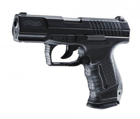 walther p99 dao co2 gbb 2 0 joule black airsoftarms tacstore