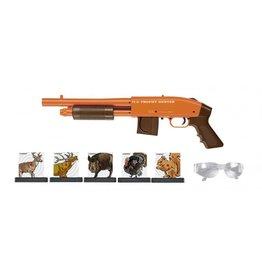 NXG Trophy Hunter Kit - Federdruck - orange/short - 0,50 Joule