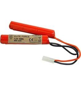 Elite Force Batterie Ni-Mh 7.2V 700 mAh - type Cranestock