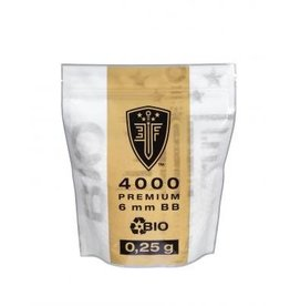 Elite Force Bio BB 0,25 grammes - 4.000 pièces