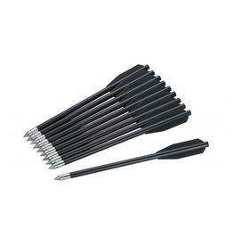"""Armex Flèches en plastique X-Bow 6 """"- 10 pièces"""
