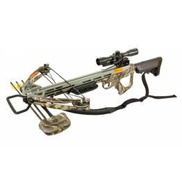 EK-Archery Compound Armbrust X-Bow Torpedo - Set - camo