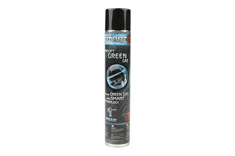 Smart Gas AirSoft Greengas - 1.000 ml