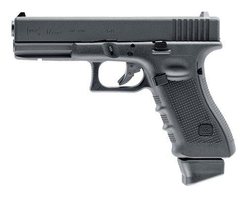 Glock 17 Gen 4 Co2 – 1,0 Joule – schwarz