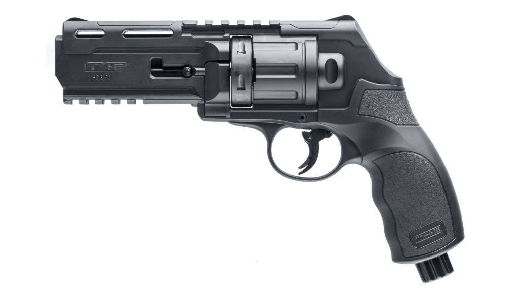 Walther Home Defense Revolver RAM T4E HDR 50 7,5 Joule - Kal. 50