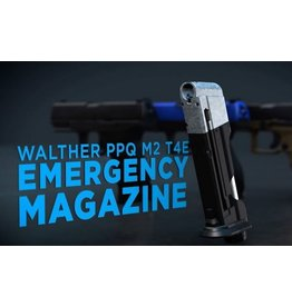 Walther PPQ M2 T4E Kal. 43 Emergency Magazin