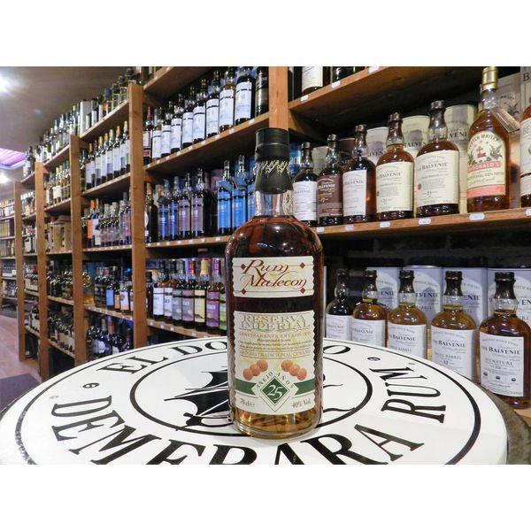 Rum Malecon 25Y