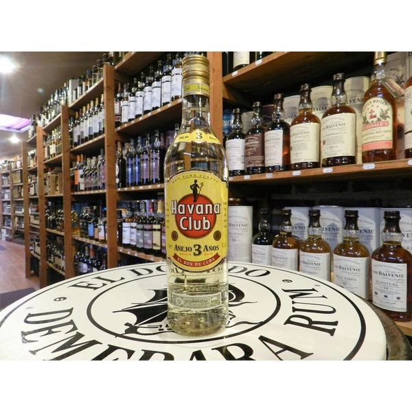 Havana club 3 years