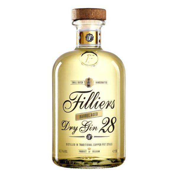 Filliers 28 barrel aged