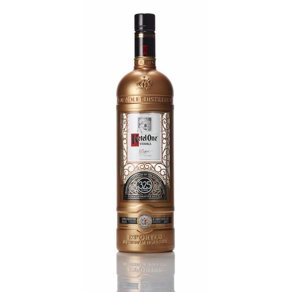 Ketel One Commemorative bottle