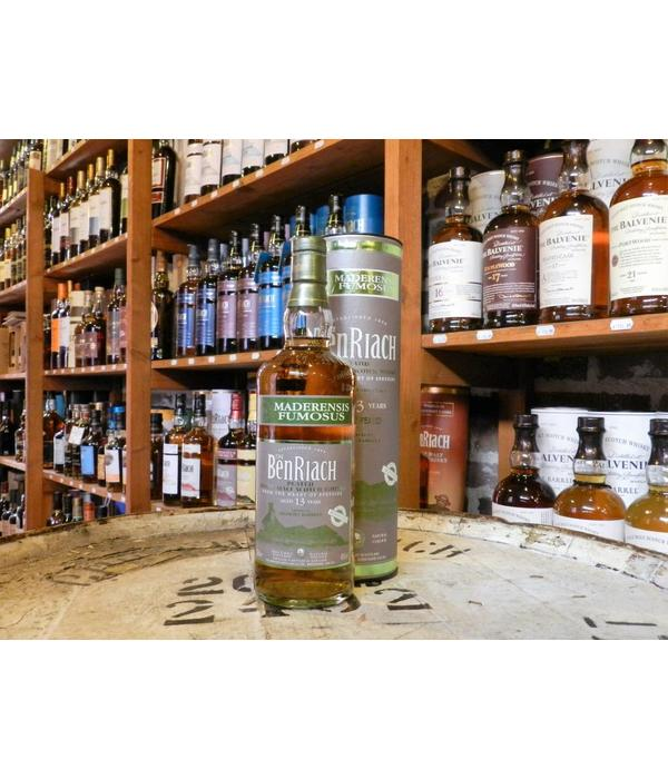 Benriach 13Y maderensis fumosus