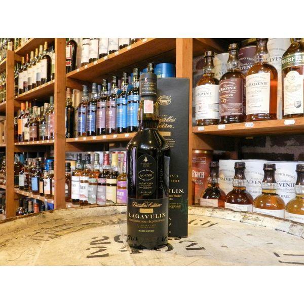 Lagavulin Distillers Edition 1996-2012