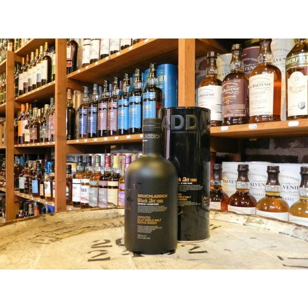 Bruichladdich Black Art