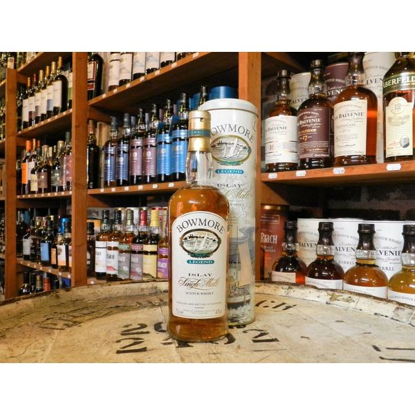 Bowmore The Legend of Romance