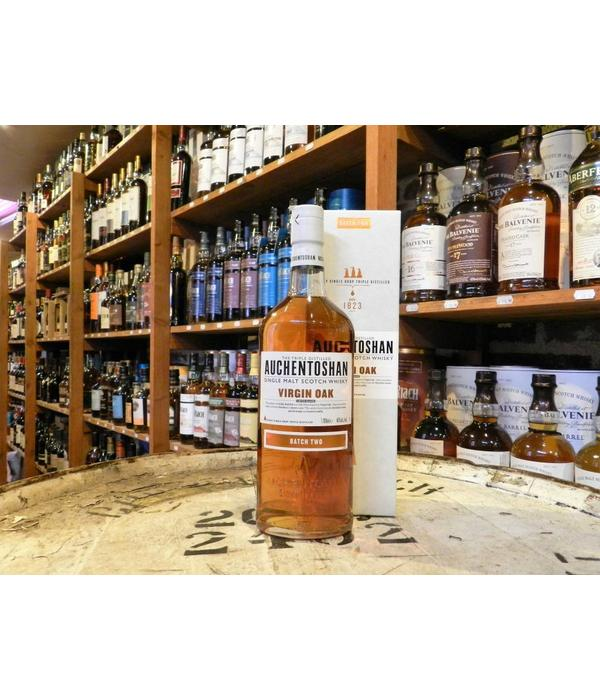 Lowland Auchentoshan Virgin Oak Batch II