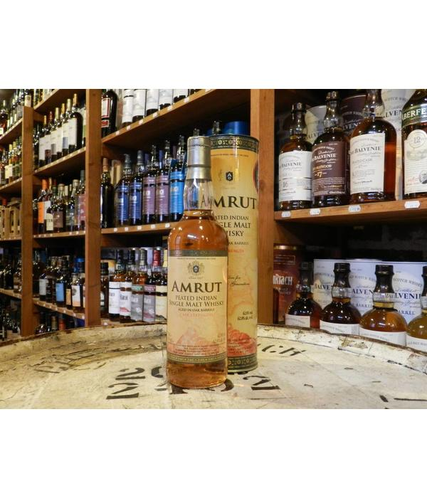 Amrut Peated cask strenght