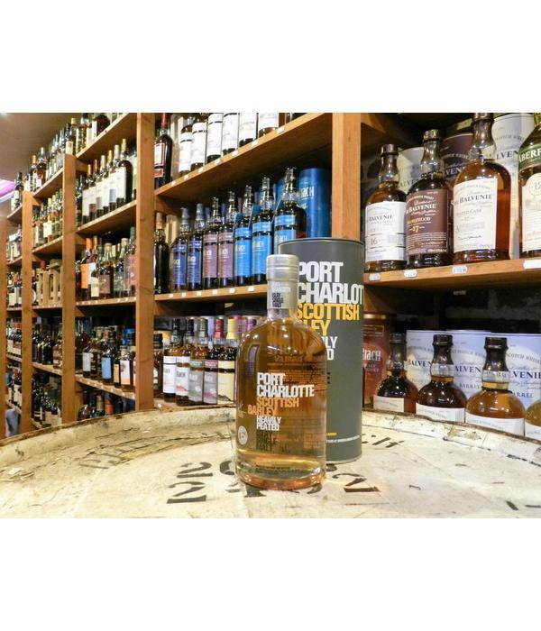 Port charlotte scottish barley whiskyshop the old pipe - Port charlotte scottish barley ...