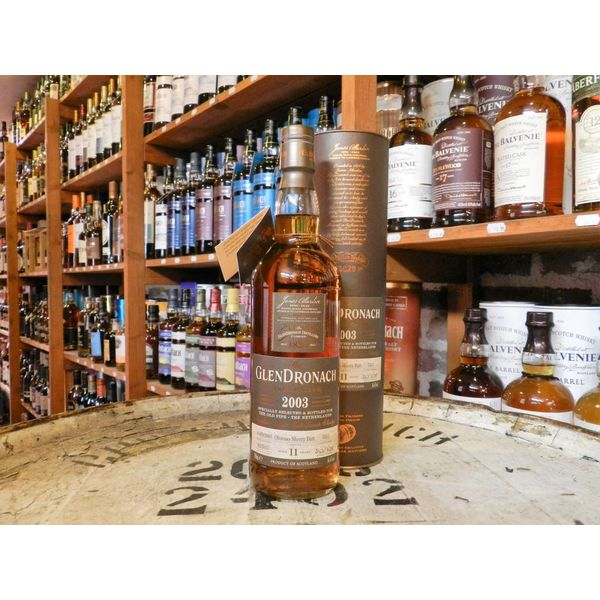 Glendronach 11Y 2003-2015 Selected for The Old Pipe